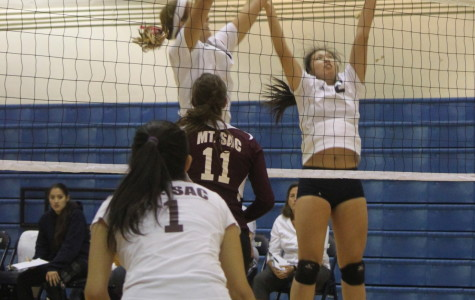 Volleyball team sweeps again
