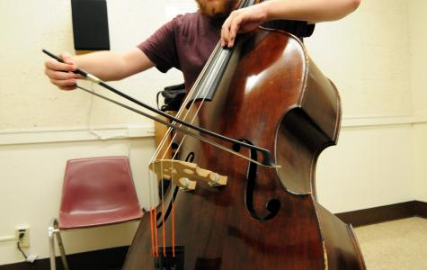 Rising Star: EC Orchestra's solo bass musician gets high praise