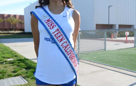 EC runner is current Miss Teen California beauty pageant winner