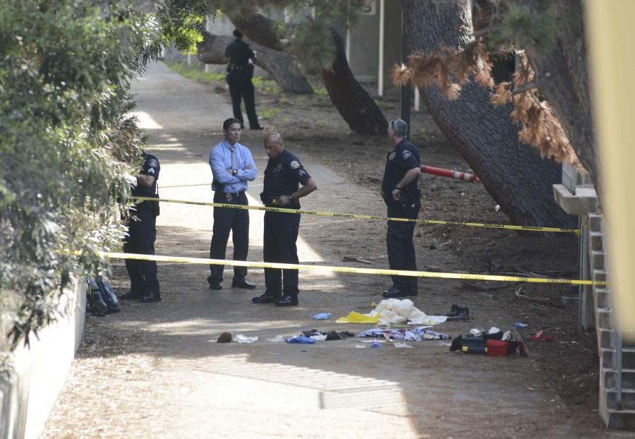 Officer-involved shooting takes place at El Camino