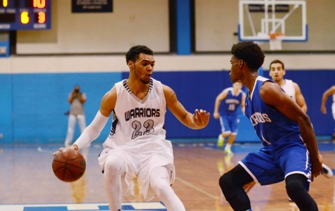 Second straight loss comes for men's basketball team
