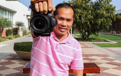 Photography student shoots for success after being international competition finalist