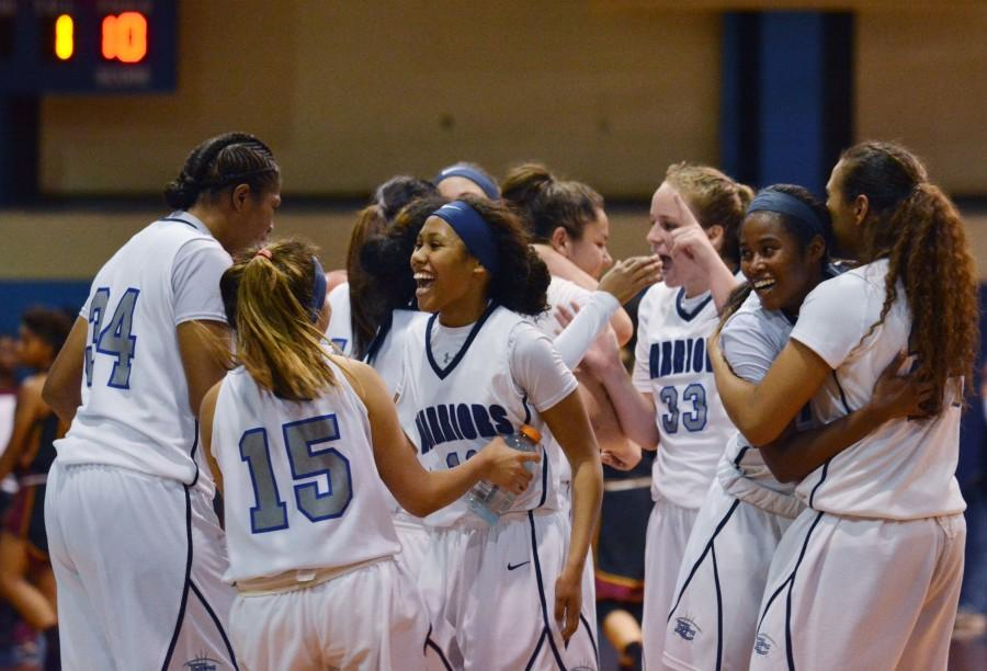 Women's basketball advances in the regional playoffs with 71-64 OT win