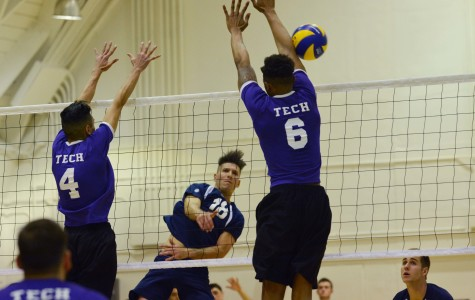 Warriors dismantle L.A. Trade Tech,  men's volleyball win-streak extends to 4