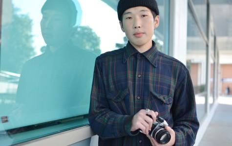 Narihiko Kumagae puts color in black and white