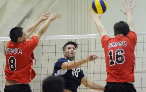 Men's volleyball headed to playoffs