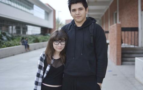 Anaisa Gonzalez and Brandon Nunez