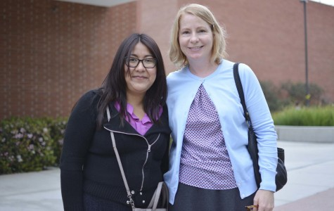 Dorely Huerta and Donna Van Gundy