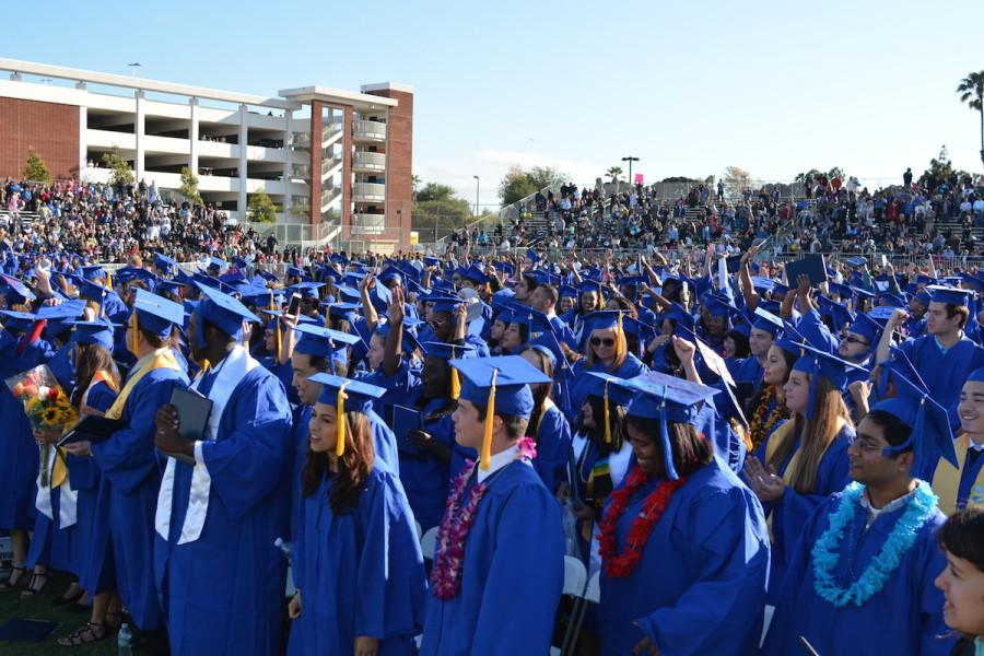 Students graduate with experience and knowledge gained at EC