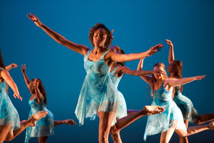 EC dance students showcase their work