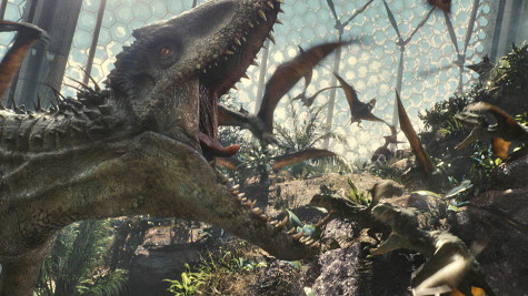 Safety not guaranteed in 'Jurassic World'