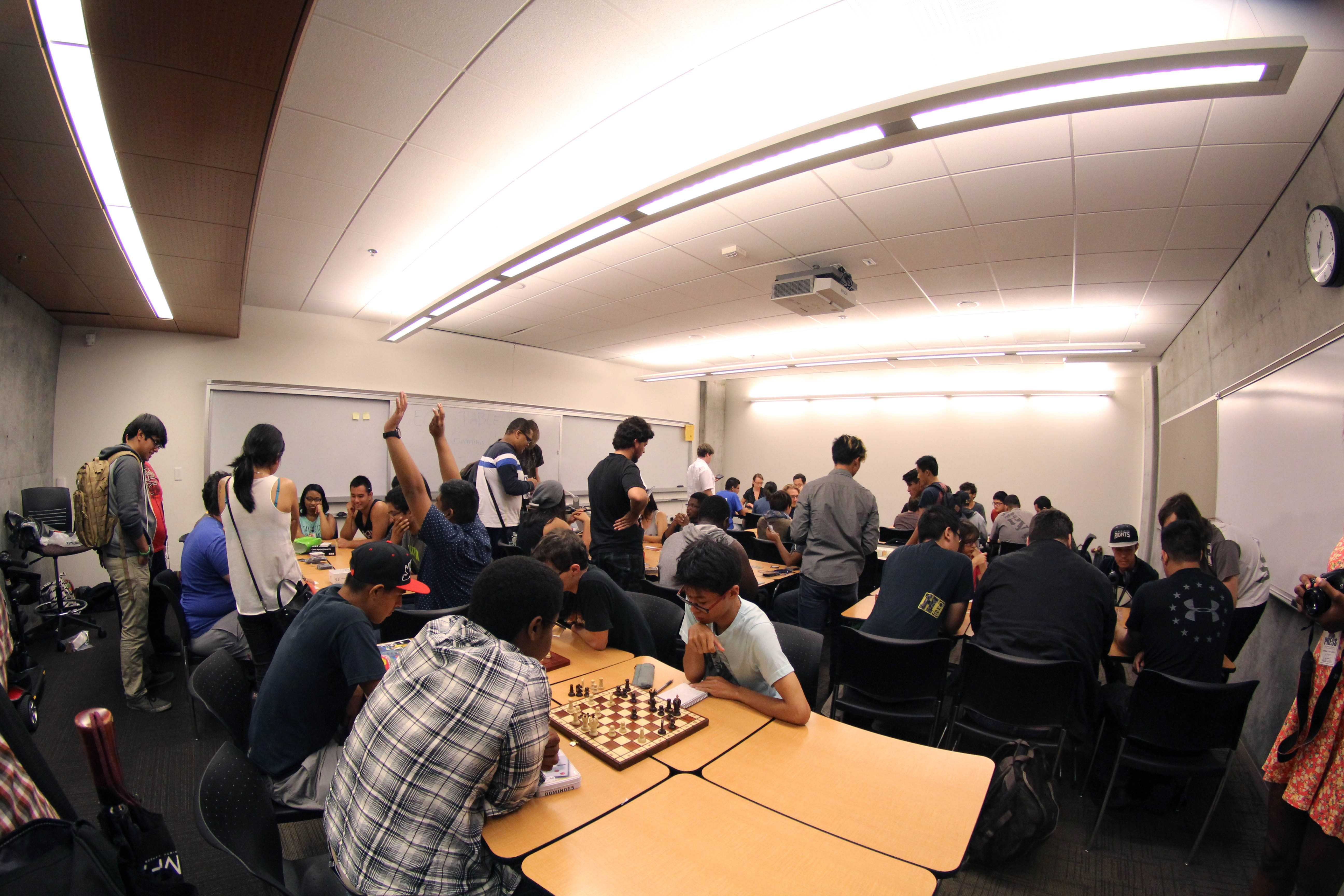 New club connects students through gaming