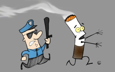 Smoking ban should be gone or modified