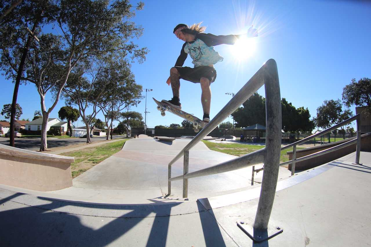Skateboarders and sponsors: flying high with Tyler Stouff