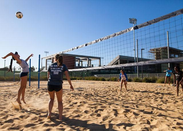 Beach volleyball veterans looking for success in 2016