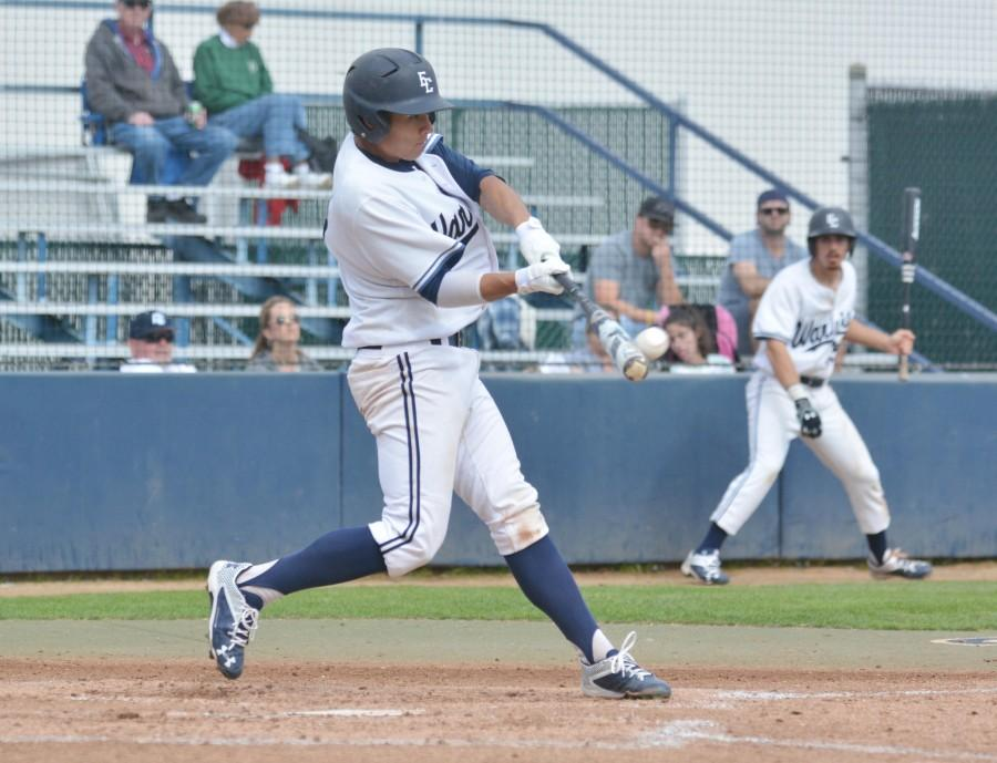 Baseball cruises to victory in first win of the season