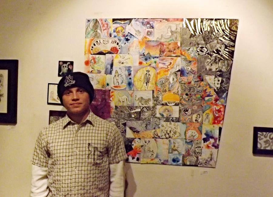 Art exhibit 'Working Title' features El Camino students