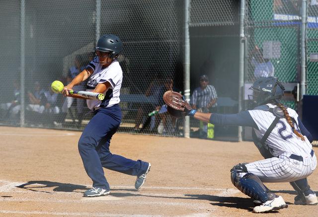 Up next for softball: Tuesday at El Camino-Compton Center