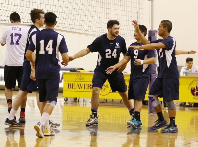 Up next for men's volleyball: Wednesday vs. Long Beach City College
