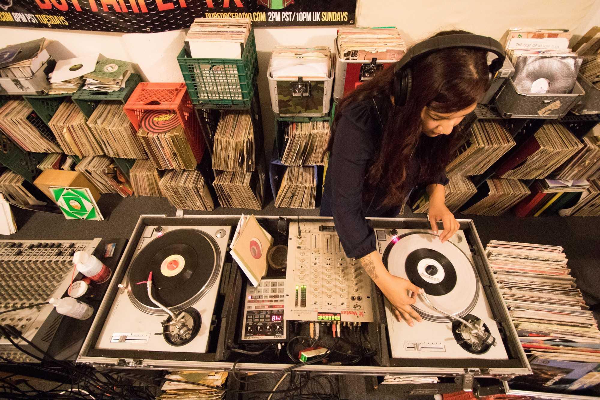 Q&A with a reggae DJ