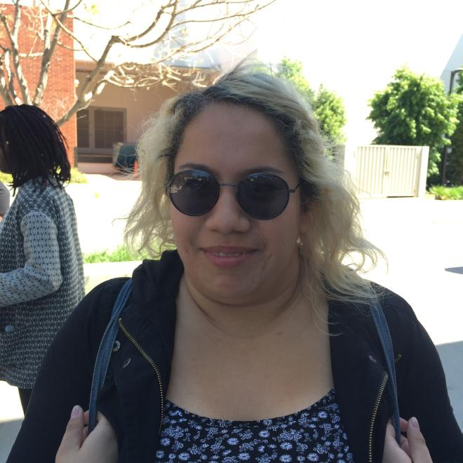 People of El Camino: Nicole Silver