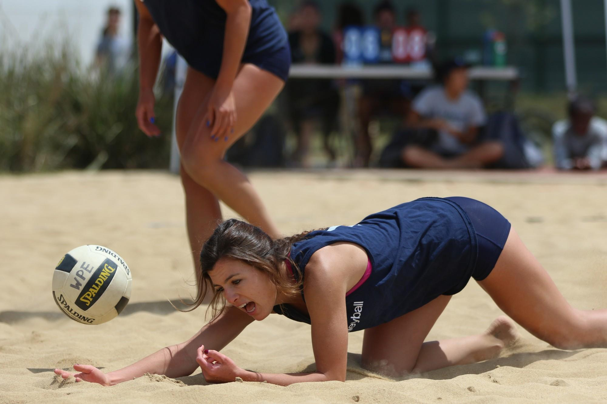 Beach volleyball team takes second place at SoCal Regionals; fails to reach state tournament