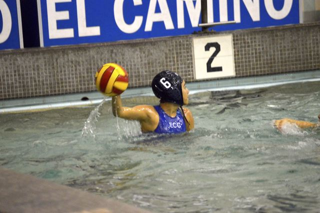 Up next for women's water polo: Today vs. L.A. Trade Tech