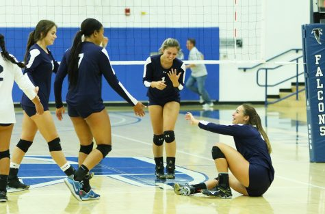 Up next for women's volleyball team: On the road against the L.A. Harbor College Seahawks on Friday