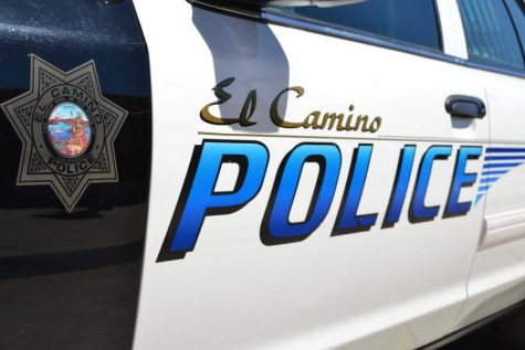 Alleged armed robber of two El Camino students arrested