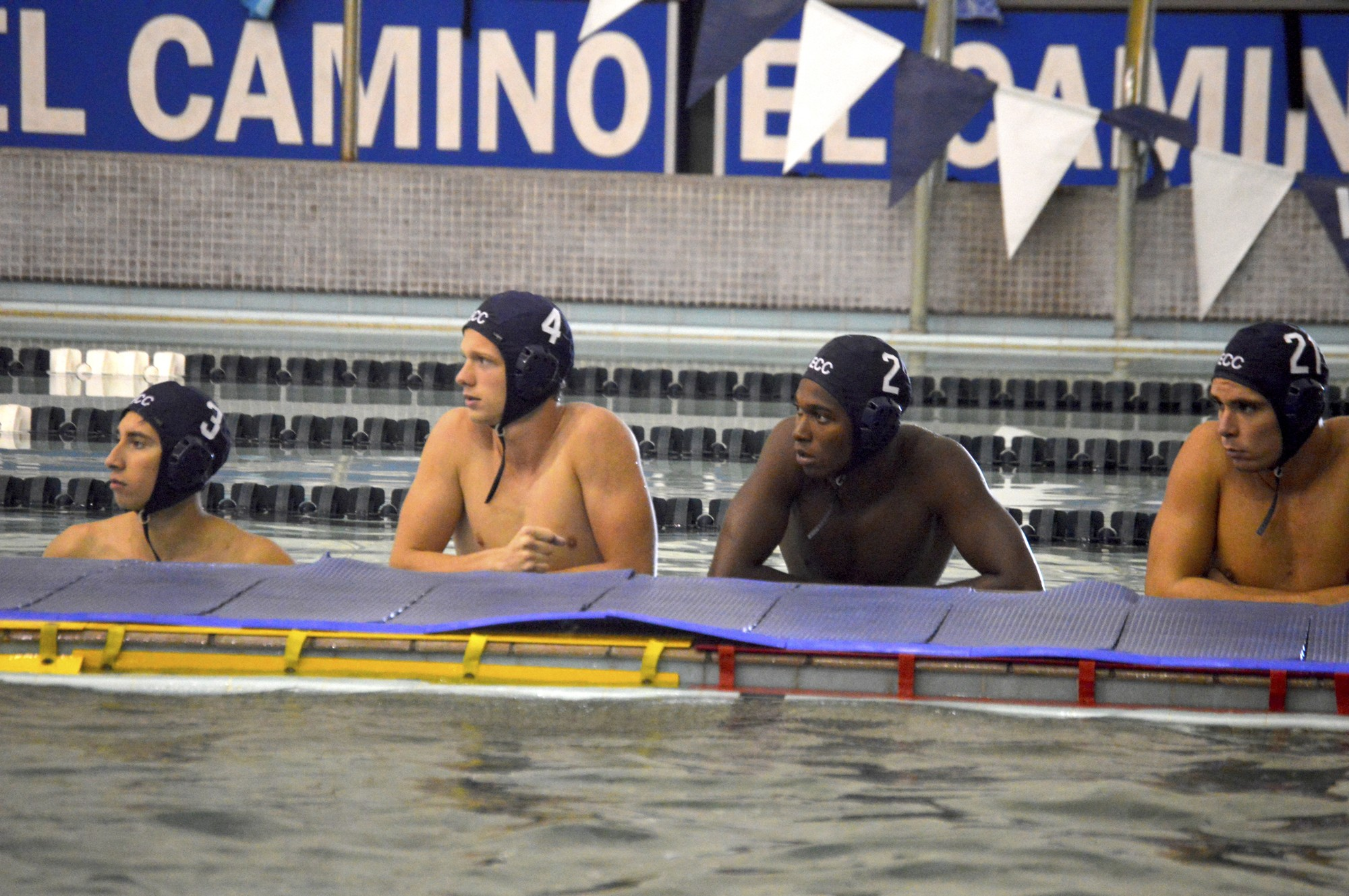 Up next for men's water polo: Wednesday vs. Long Beach City College
