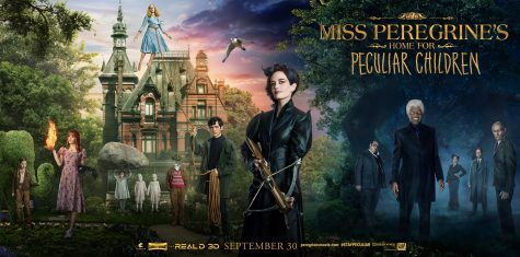 'Miss Peregrine' is a magically peculiar treat for audiences