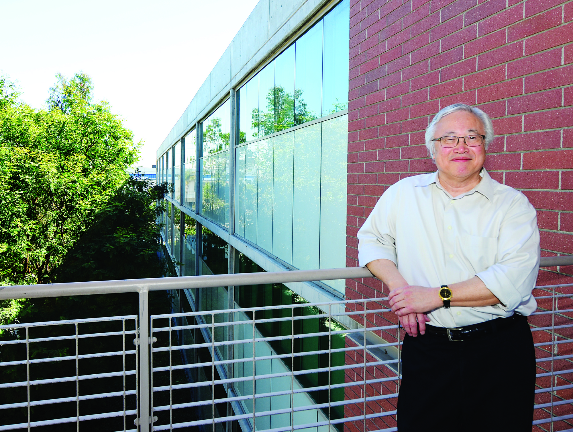 Dean of Humanities bids farewell after almost 31 years
