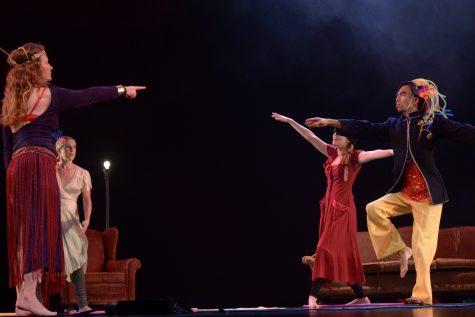 An Evening Of Dance Theatre