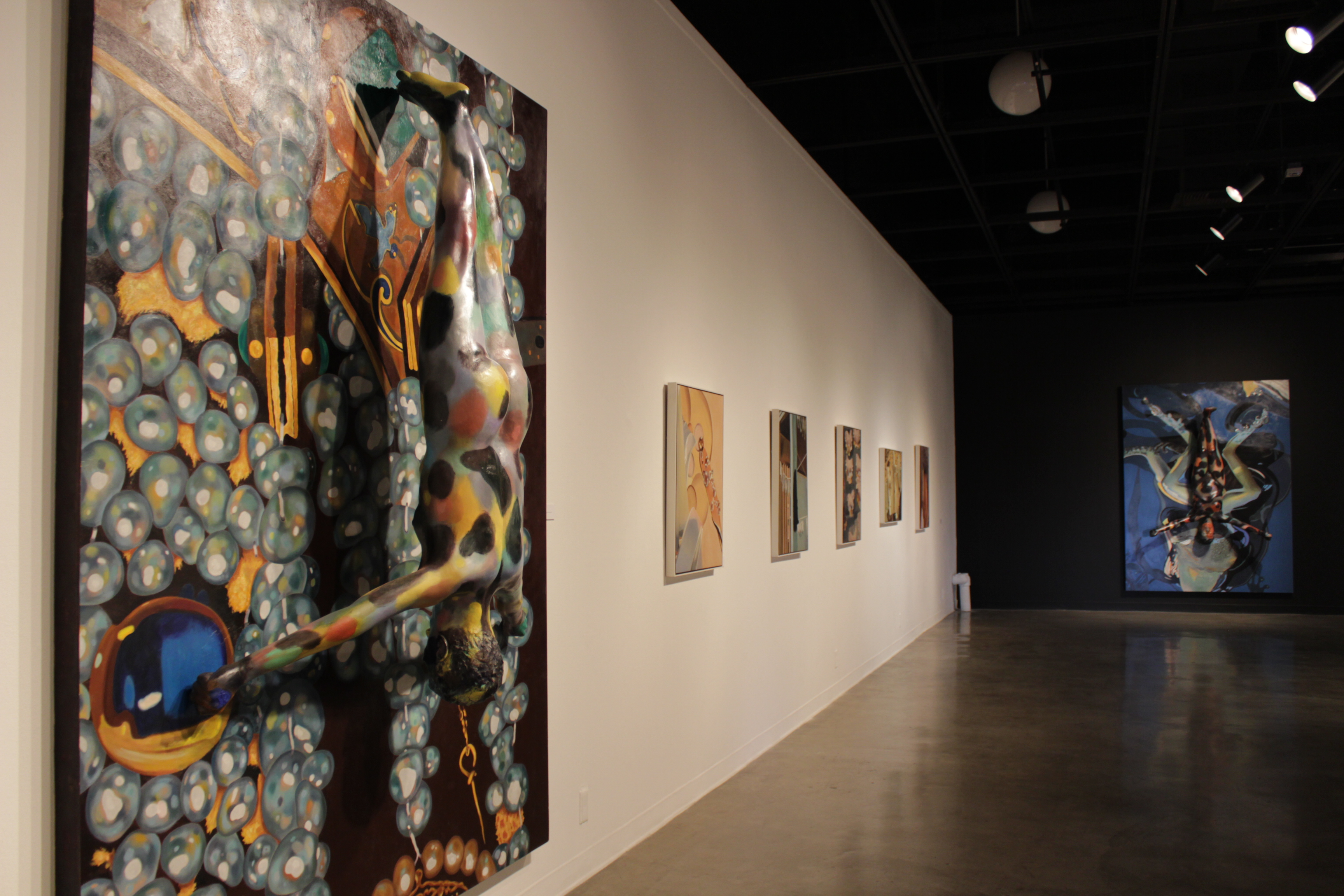 El Camino Art Gallery Debuts  'Vanishing Boundaries'