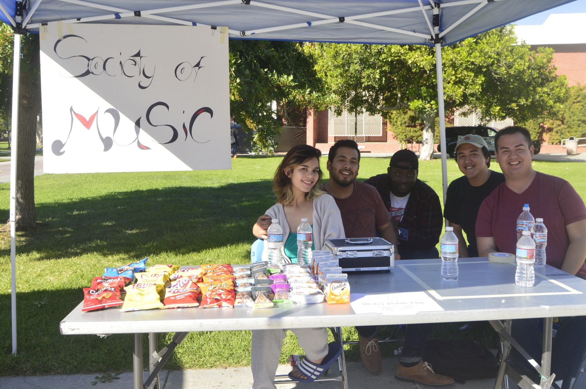 'Fund Fair' provides good fun and games for students