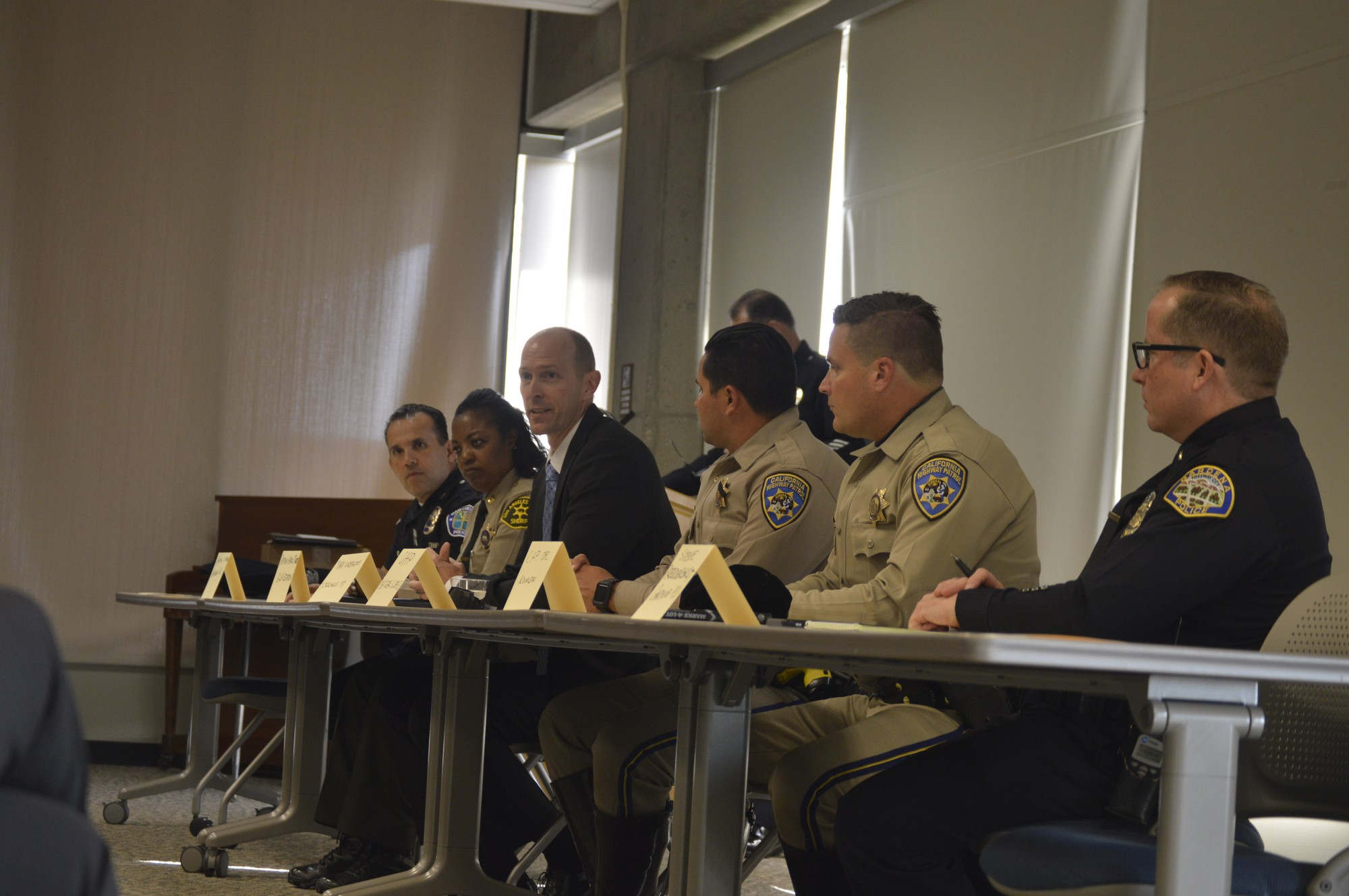 EC hosts campus safety forums for public