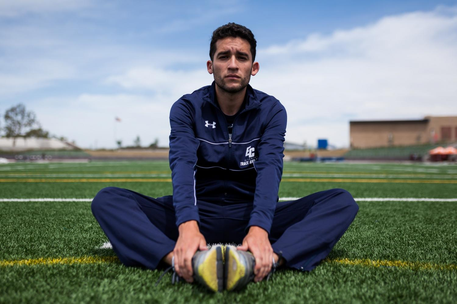 El Camino distance runner is back on the track after a two-year Mormon mission