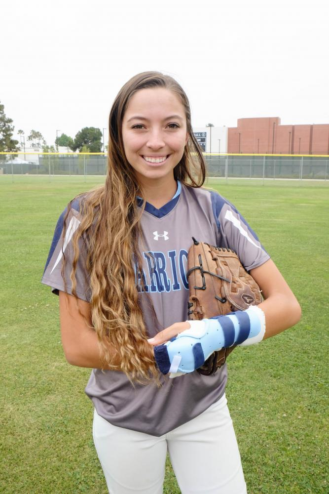 El Camino sophomore outfielder named All-American for second-straight year