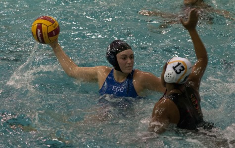 Alexis Ivans, #18, Utility, readies to take a shot at goal. She would score it.