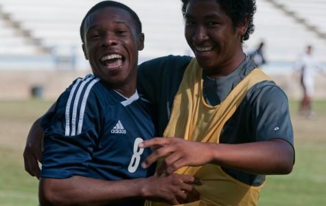 Men's soccer bounces back