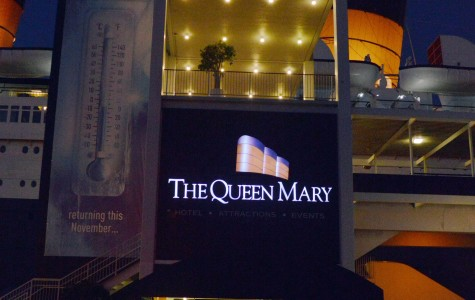 Queen Mary is a local historical treasure