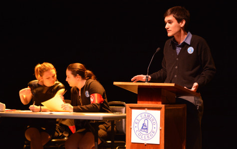Policy debate gives both sides weight