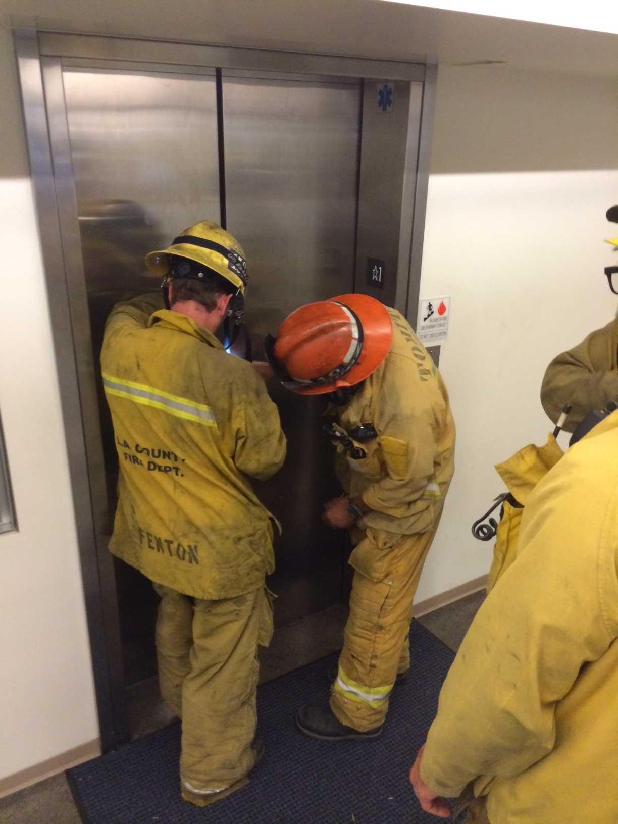stuck in an elevator essays