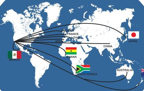 Study abroad program returns to EC