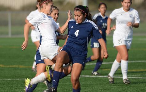 EC women's soccer team finishes season with shutout
