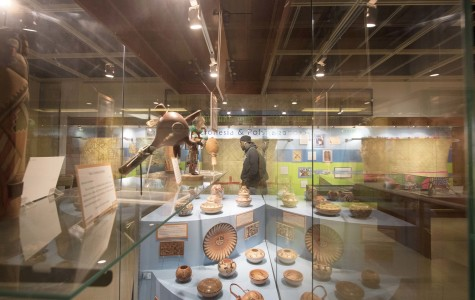 Anthropology Museum is a hidden, informative place on campus