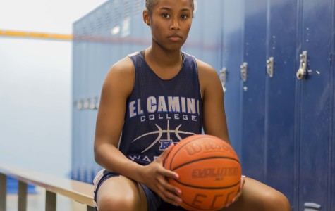 Women's basketball guard leading EC Warriors to best season in years