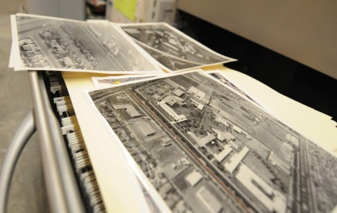 Archive room provides a look back at history