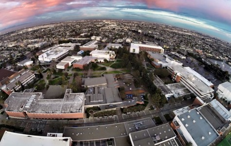 Higher education: a drone photo essay