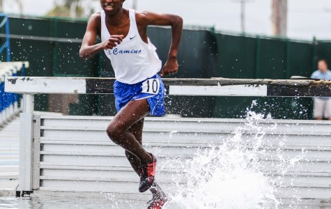 Track and field team prepares for SoCal regionals